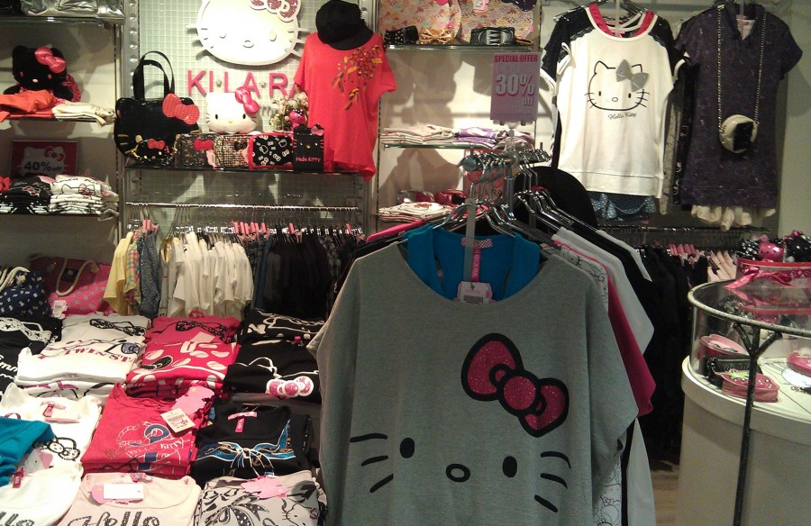 Marlene Lundgren blogg Hong Kong Hello Kitty