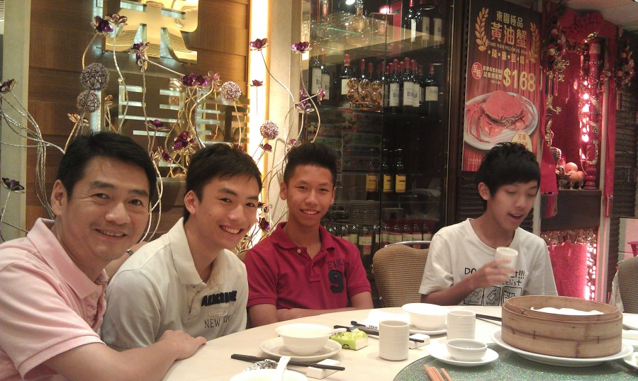 Marlene Lundgren blogg Hong Kong