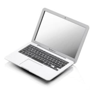 Apple Macbook Air make-up spegel