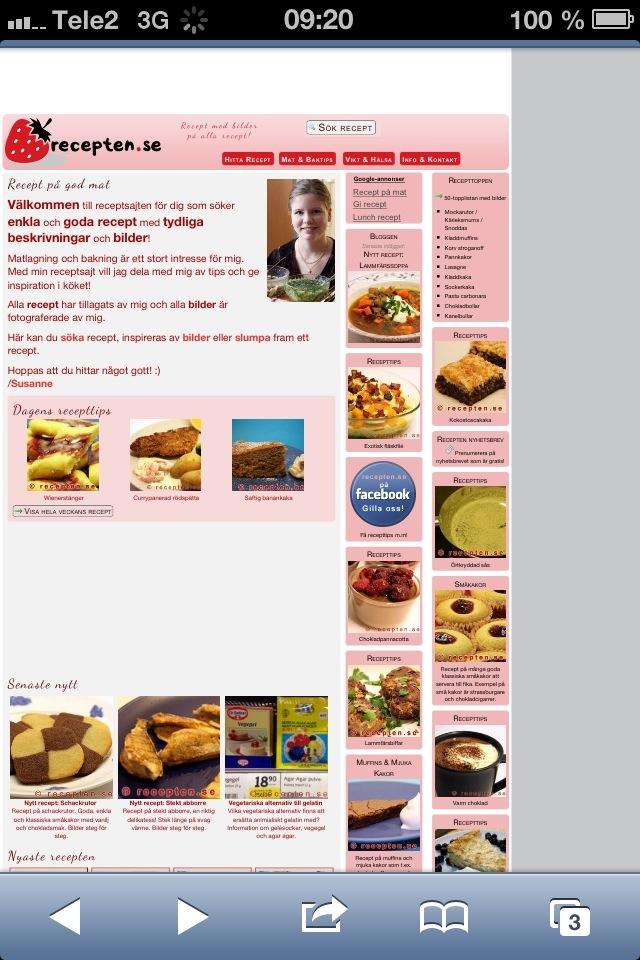 recepten.se ny receptsida, inspirerande recept.jpg