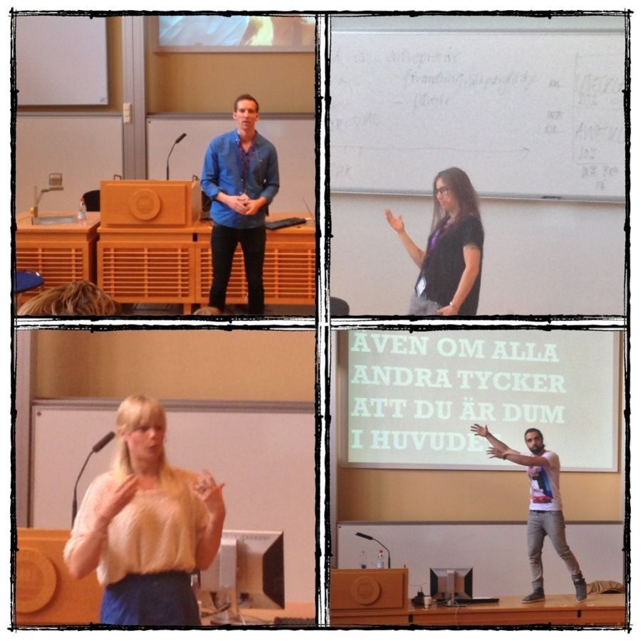 Fredrik Hagenius, Jenny collen Gustafsson, Hanna Wekell, Navid Modiri, ung cancer, yeos.jpg