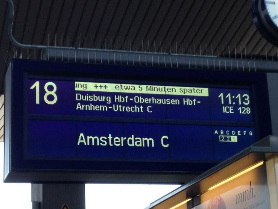 tågbyte Düsseldorf mot amsterdam från München.jpg