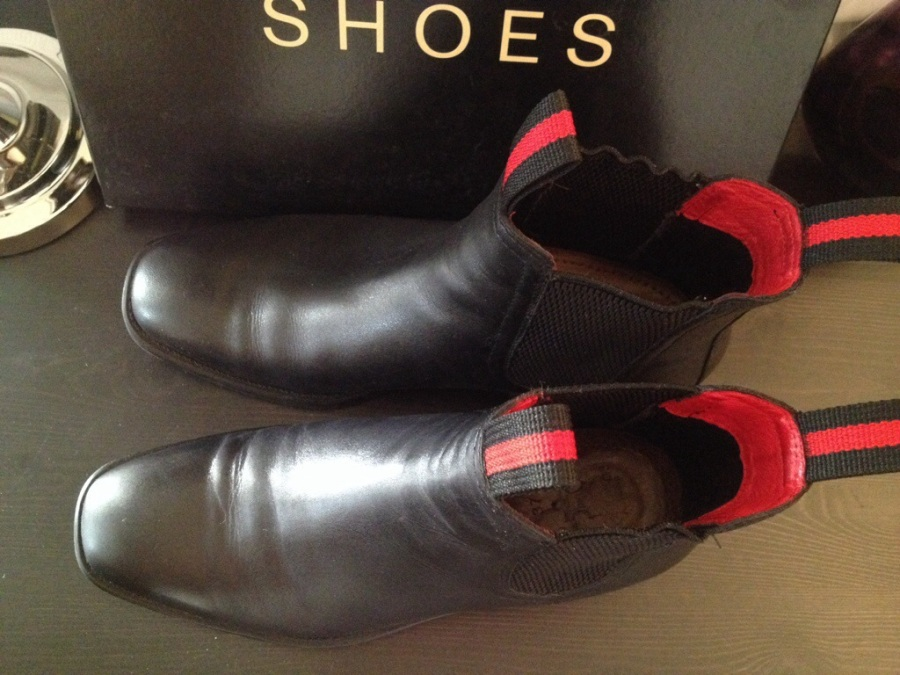 jodphurs svarta, Nilson shoes, svarta boots.jpg