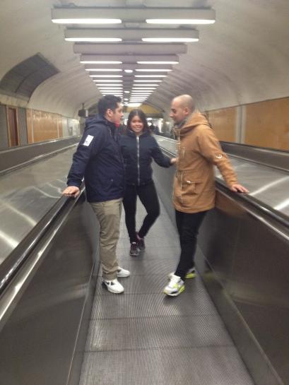 Subway surfers in paris