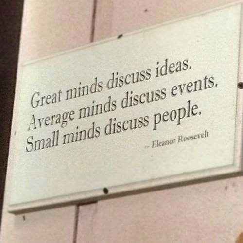 Are you a great mind?