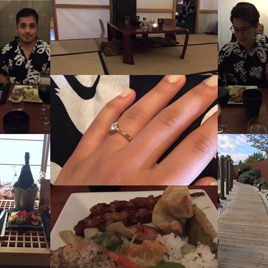 förlovning engagement yasuragi stockholm